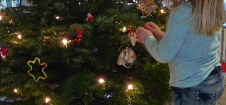 Weihnachts-Basteln am 6. Dezember